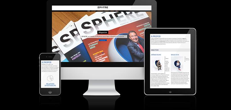 Référence Sphere Magazine